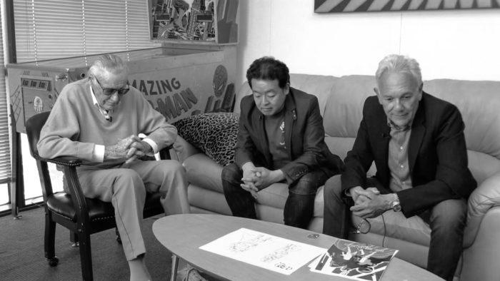 Stan Lee × Trevor Horn × Nagahama