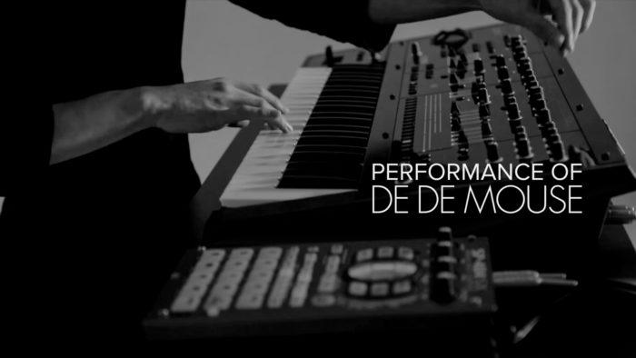 JD-XA Musician's Impression by DE DE MOUSE
