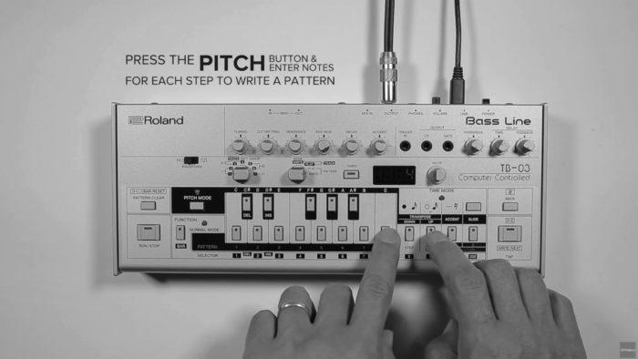 Roland Boutique Start – TB-03 Bassline Synthesizer Tutorial