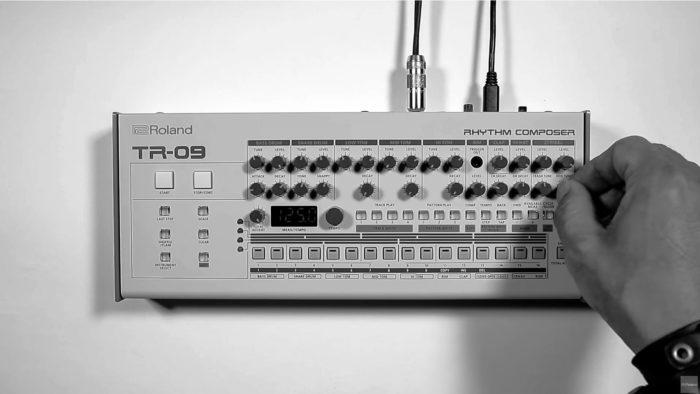 Roland Boutique Start – TR-09 Rhythm Composer Tutorial