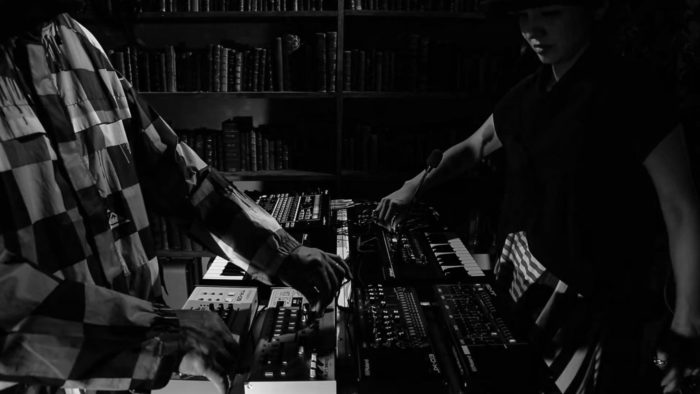 Roland Boutique session by galcid