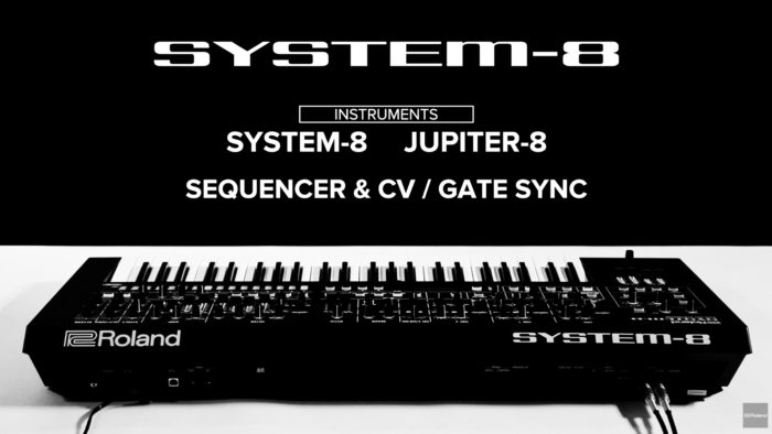 AIRA Start – SYSTEM-8 PLUG-OUT Synthesizer